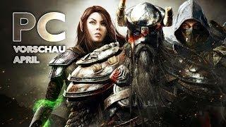 Die wichtigsten PC-Spiele im April 2014 | Monatsvorschau