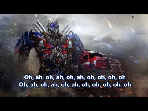OPTIMUS PRIME TRIBUTE: SUPERHERO ROCK VERSION (ONLY MUSIC) W