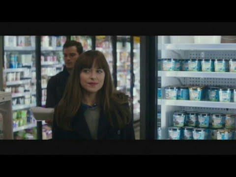 Download Fifty Shades Darker shopping and kitchen scene [HD]