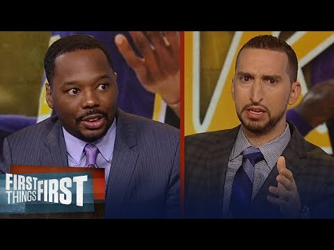 Lakers' dysfunction damaging relationship with LeBron? | NBA | FIRST THINGS FIRST