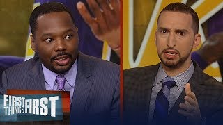 Download Lakers' dysfunction damaging relationship with LeBron?   NBA   FIRST THINGS FIRST Mp3 and Videos