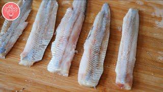 Pickled Herring Recipe & How to Fillet a Fish - Селедка - засаливаем сами