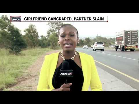 Man murdered, girlfriend gang raped in Germiston