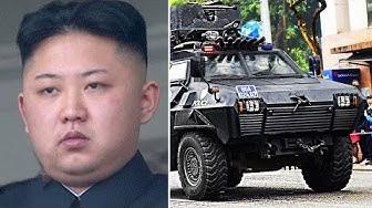 10 verrückte Dinge von Kim Jong-un!