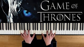 The Night King  Game of Thrones (Piano Cover sheets)