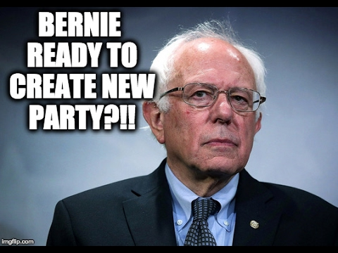 [47] Former Bernie Staffer Tells All & Wants To Create A New Party With Bernie!