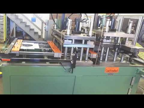 Two Stage Form Press Production System 10 21 16