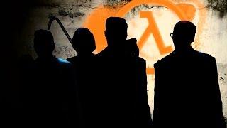 Half Life Lore - The Resistance