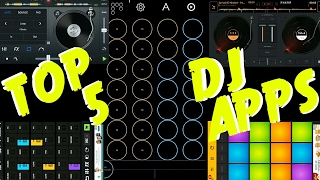 Top 5 DJ Apps On Android/ios screenshot 2