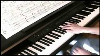 Wind Beneath My Wings - Piano