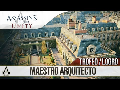 Assassin's Creed Unity | Walkthrough Español | Guía de Trofeo / Logro | Maestro arquitecto (Reforma)