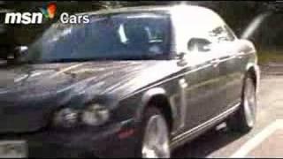 MSN Cars test drive of the new Jaguar XJR