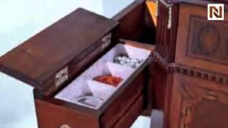 Jewelry Case From Bakokko Bak-exc2-11413