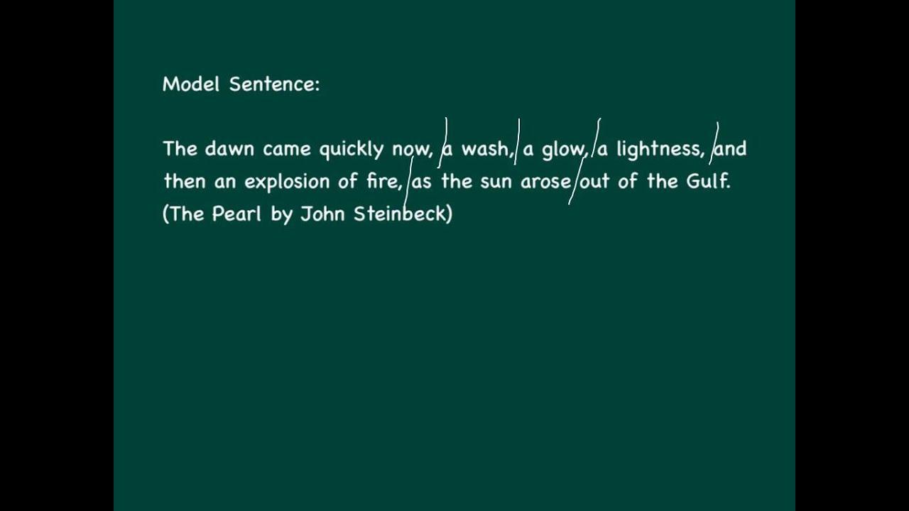 The Sentence Imitation Game