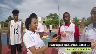 [Publicidad] BOCA CHICA VS ITLA | Gran Torneo de Basketball | Parte #01