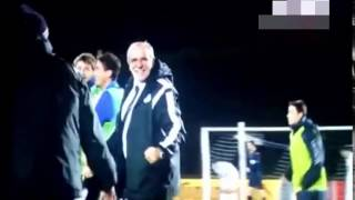 Watch San Marino players celebrate first-ever competitive draw like they had won the World Cup