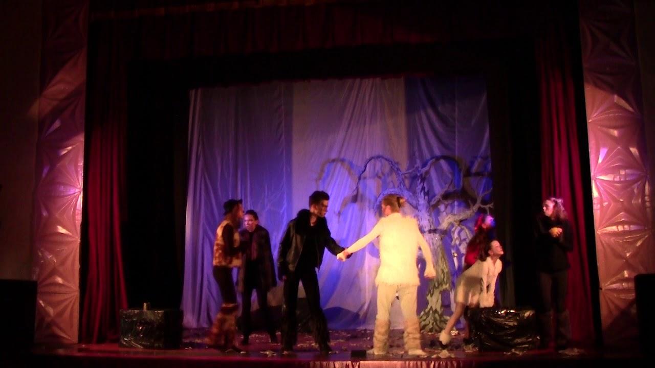 Театрально-естрадна студія «Теларії» - «До Свидания,Овраг»