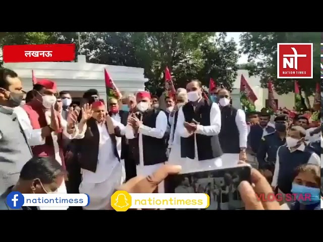 SP पूर्व CM मुलायम सिंह यादव का 82वॉ जन्मदिन