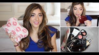 One of Amelia Liana's most viewed videos: What's In My Makeup Bag + Tutorial | Amelia Liana