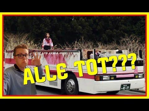 WINDBÖE TÖTET SCHULKLASSE!!! || TAG- A Highschool Splatter Film Review