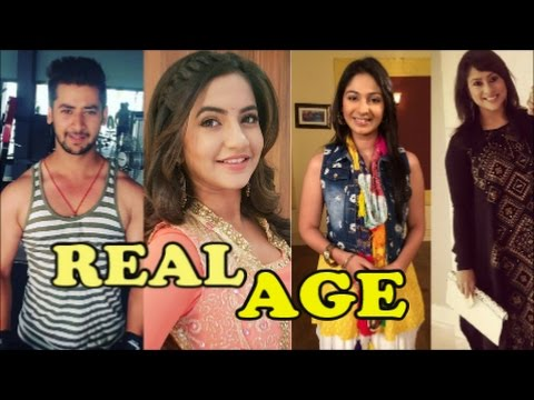 Real Age of Udaan Actors