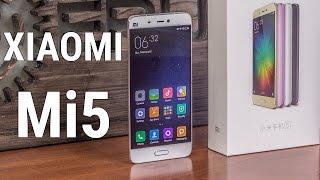 xiaomi Mi5 - распаковка и предварительный обзор от FERUMM.COM