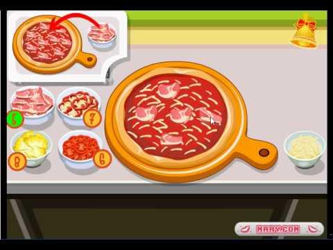 pizza di tessa giochi di cucina