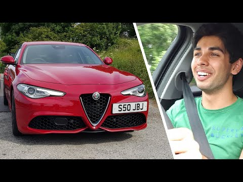 Alfa Giulia Veloce Review - Why it's the Best Saloon on the Planet