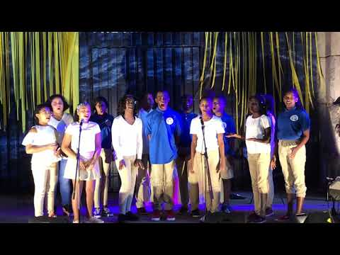 LEAP - Dock Street School -Vocal Ensemble Hurricane Maria Fundraiser