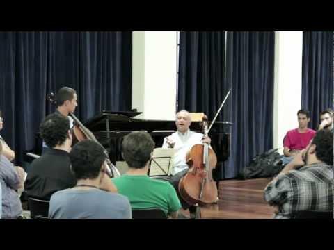 Masterclass - Antonio Meneses