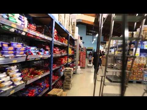 Iles Cook Rarotonga Avarua Supermarché / Cook islands Supermarket