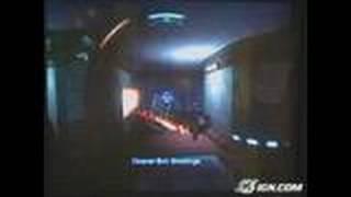 Deus Ex: Invisible War PC Games Gameplay - That guy died