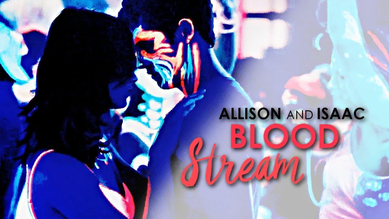 bloodstream | allison + isaac - YouTube Лидия Арт