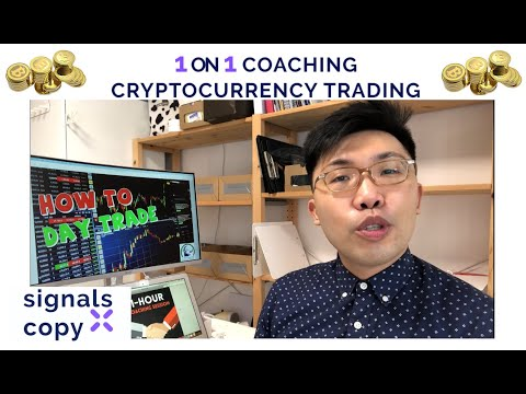 Cryptocurrency Trading 1 on 1 Coaching – Become An Expert In Crypto Trading