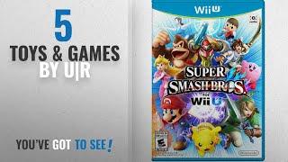 Top 10 U|R Toys & Games [2018]: Super Smash Bros. - Nintendo Wii U