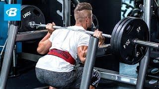 Hard & Heavy Leg Workout | Mike Hildebrandt