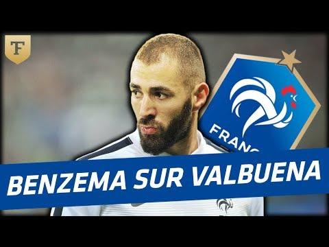 """Karim Benzema au sujet de Mathieu Valbuena """"La France a besoin de lui comme de moi"""""""