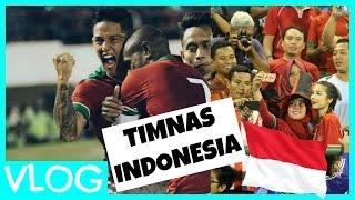 TIMNAS VLOG | INDONESIA vs. MALAYSIA