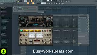 FL Studio 20 - Drake Sample Beat Tutorial