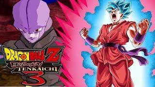 SSJ BLUE KAIOKEN !! UNE FIN EXPLOSIVE !! - #2 - Dragon Ball Budokai Tenkaichi 4 (mods)