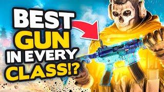 *NEW* Warzone BEST GUN in EVERY WEAPON Category (Warzone Best Loadouts)