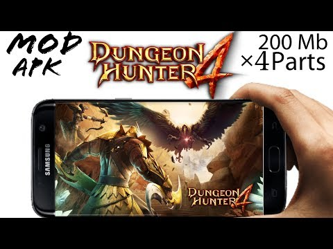 Dungeon Hunter 4 Compressed Mod Apk Obb Download For Android