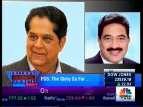 FSS in CNBC TV18 - Decoding Business Growth
