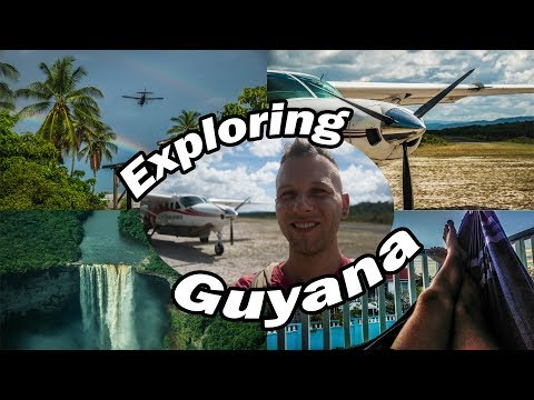 My Expat Diary - Exploring Guyana (Georgetown, Lethem & Kaiteur Falls) Raw Travel Vlog 2018