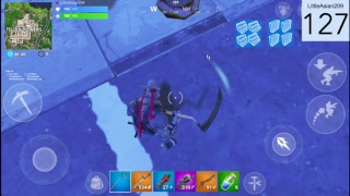 Fortnite Mobile Max Dire Grind (175 Subs 25$ Give Away)