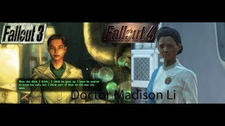 Recurring Characters in the Fallout Series (Updated Version)