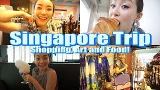 Singapore Trip☆シンガポール女子旅おすすめスポット!!