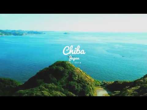 Drone vision in Chiba - Japan 4K  (Short clip)