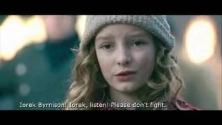 Dakota Blue Richards | 'The Golden Compass' Video game Movie Footage