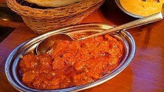 Lamb Bhuna Indian Curry (professional Restaurant Recipe) Or Mutton
